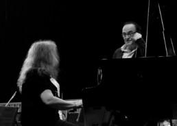 Martha Argerich, Charles Dutoit | București, 2017