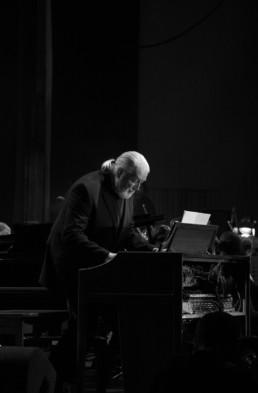 Jon Lord | București, 2009