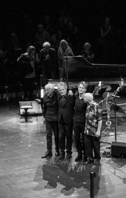 Michel Portal, Joachim Kühn, François Moutin, Joey Baron | Berlin, 2019