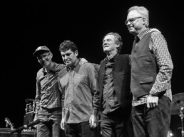 Kenny Wollesen, Tony Scherr, Greg Leisz, Bill Frisell | Budapest, 2014