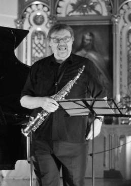 John Surman | București, 2016