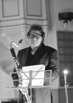 Louis Sclavis | București, 2015