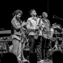 Leo Genovese, Esperanza Spalding, Joe Lovano, Jack DeJohnette | Vienna, 2014