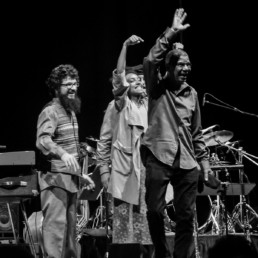 Leo Genovese, Joe Lovano, Esperanza Spalding, Jack DeJohnette | Vienna, 2014