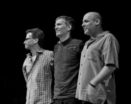 Larry Grenadier, Brad Mehldau, Jeff Ballard | București, 2015