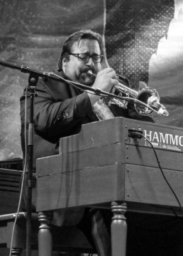 Joey DeFrancesco | Gărâna, 2014