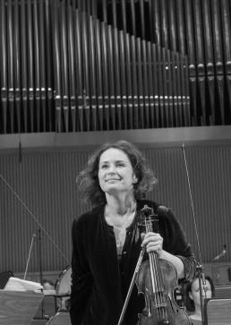 Patricia Kopatchinskaja   București, 2021