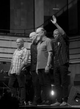 John Medeski, Scott Colley, John Scofield, Jack DeJohnette | Budapest, 2018