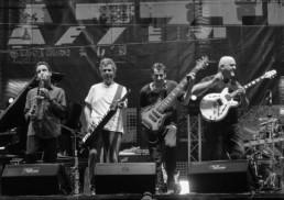 Eric Marienthal, Chick Corea, John Patitucci, Frank Gambale | Timișoara, 2017
